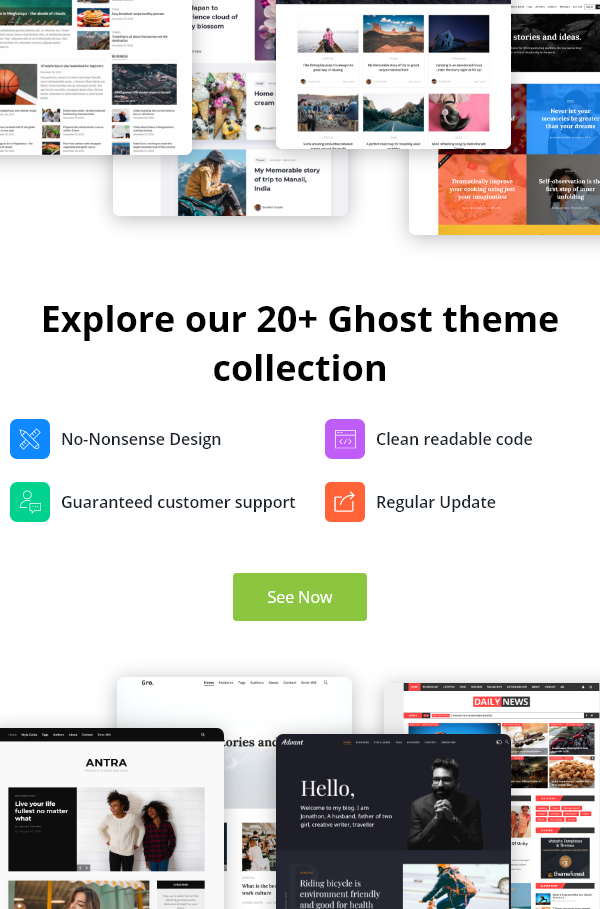 ghost-theme-banner Orbit - Masonry Style Responsive Ghost Theme theme WordPress